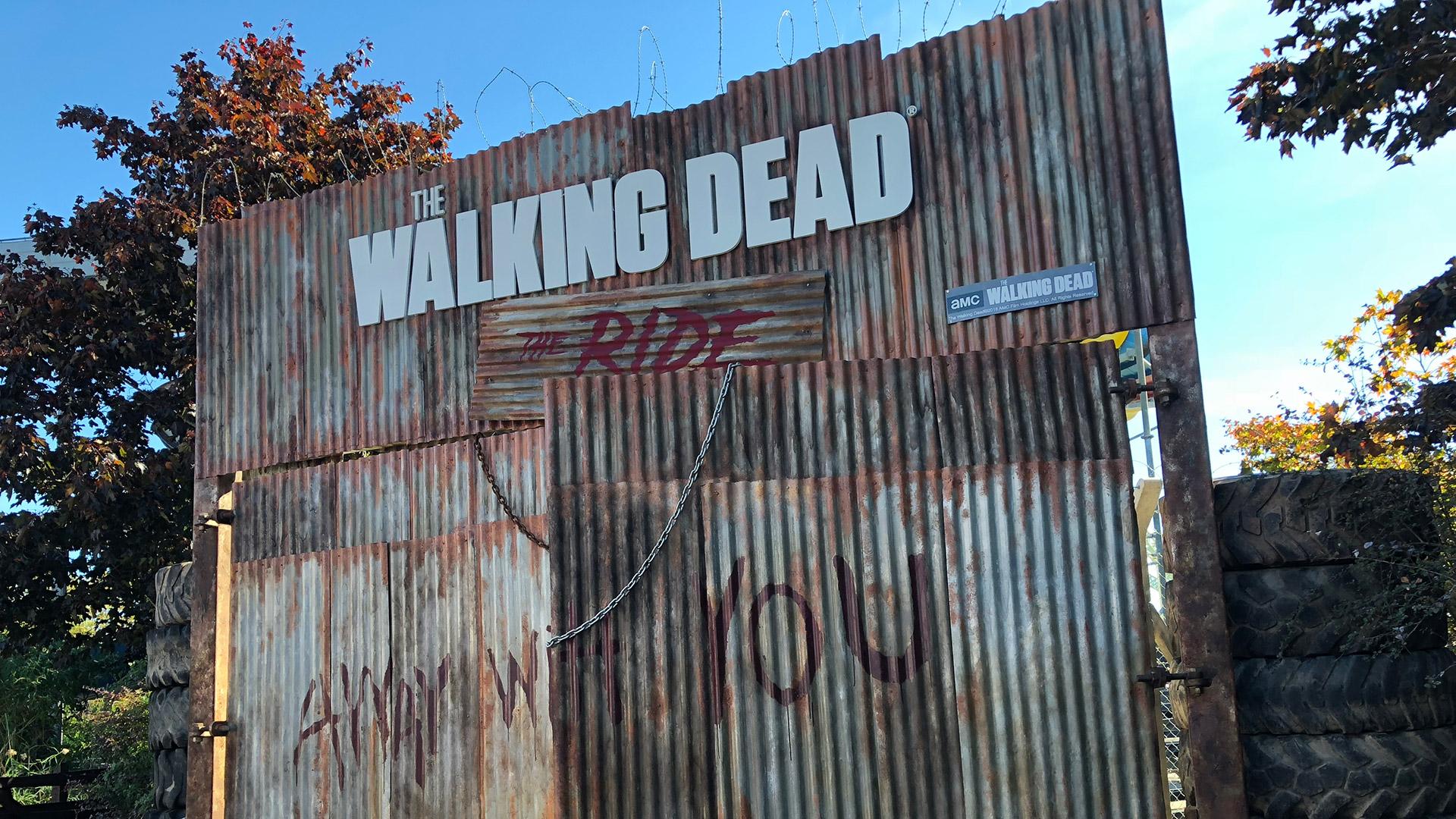 The Walking Dead – Thorpe Park Resort