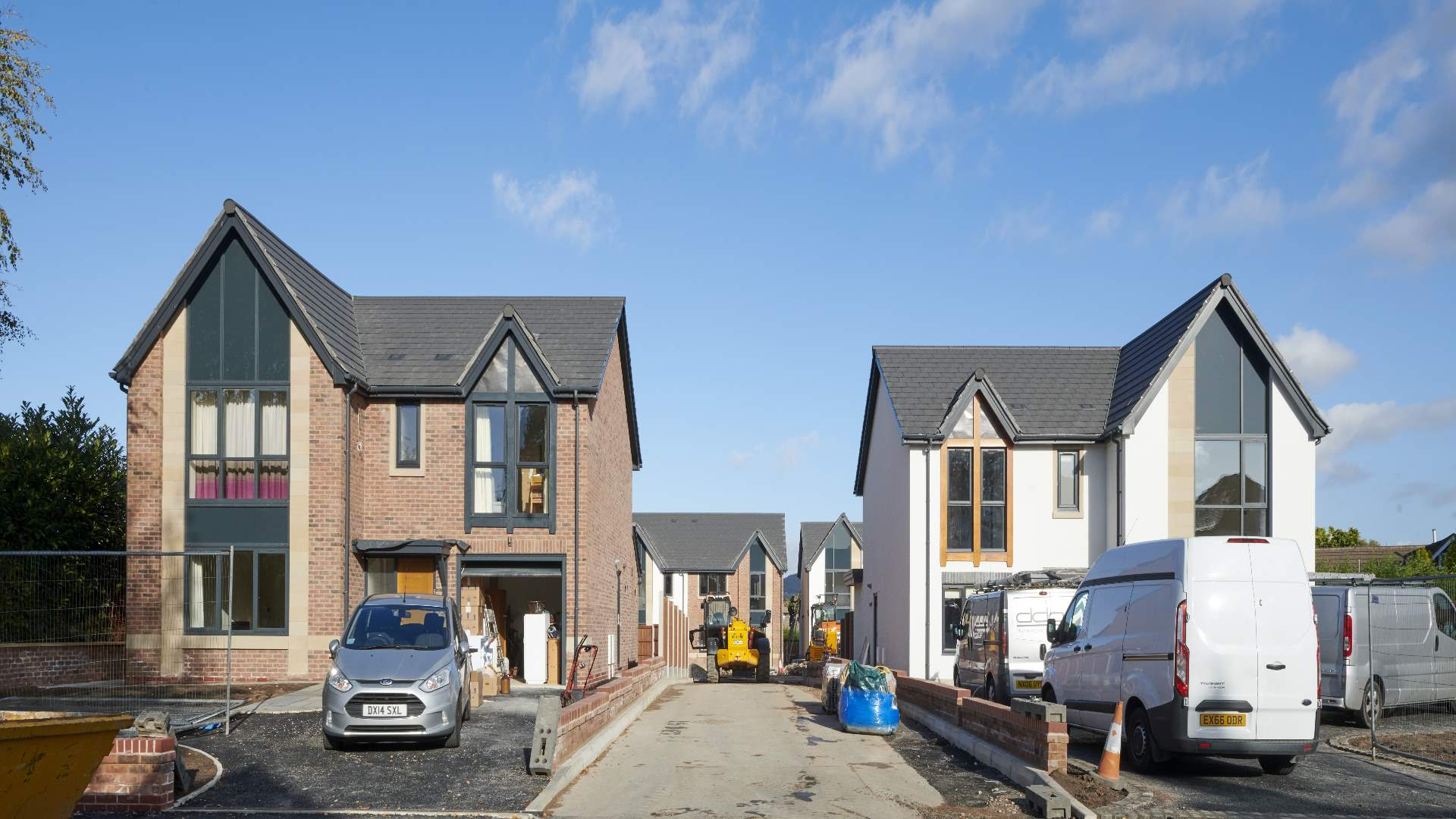 Manor Road Development, Marple