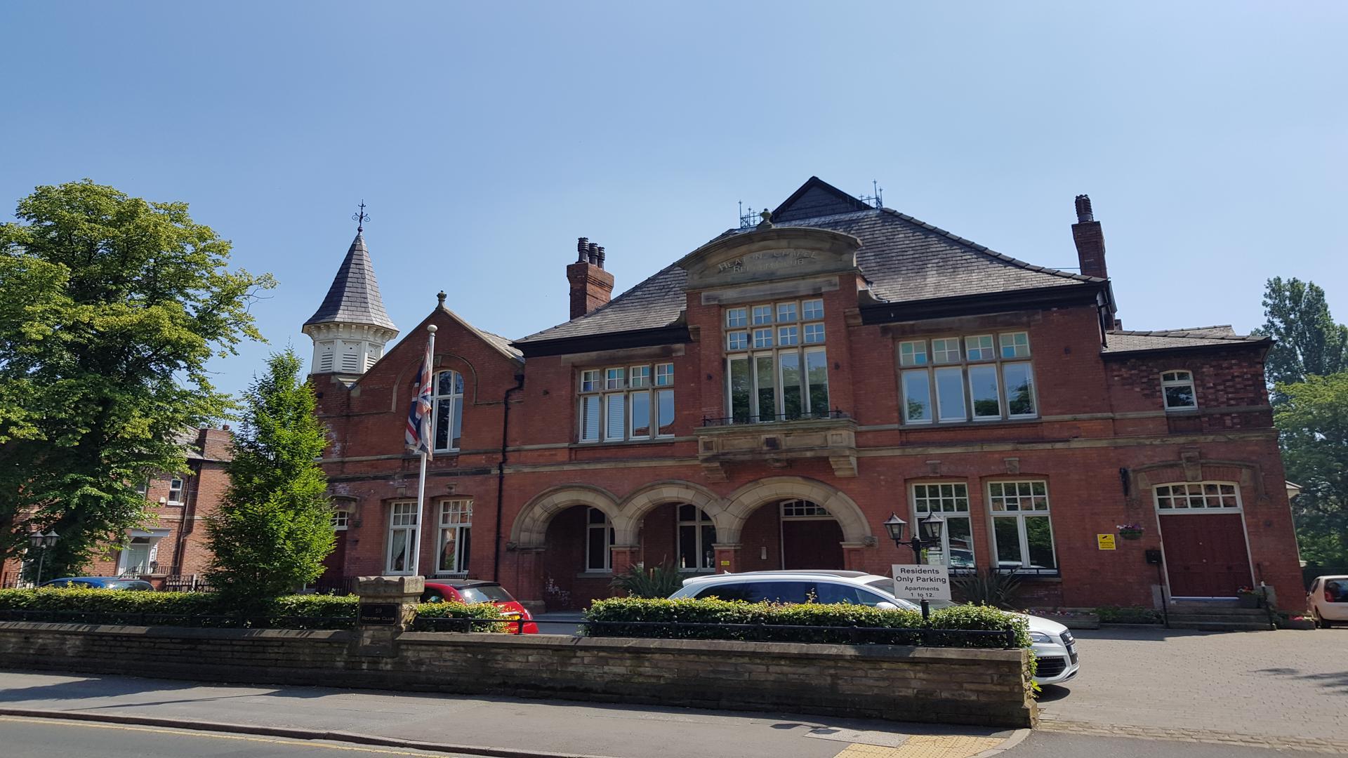 Heaton Moor Reform Club