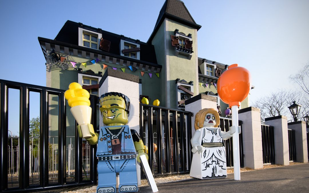HBL Associates get in the spirit at Legoland Windsor