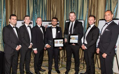 Structural Awards success at the double for HBL Associates