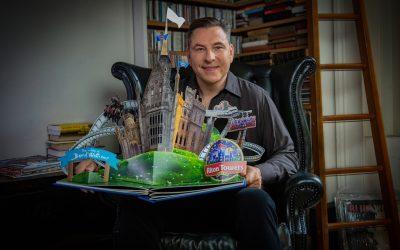 HBL's 'got talent' on latest David Walliams theme park experience