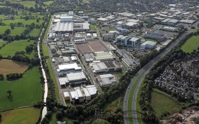 HBL Associates completes £75m packing site project at AstraZeneca