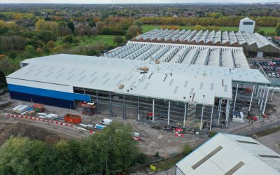 HBL Associates' helps WFEL Stockport accommodate major MoD contract