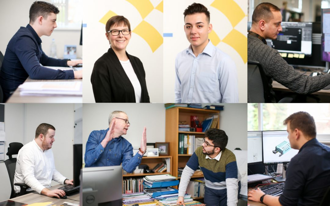 Celebrating National Apprenticeship Week